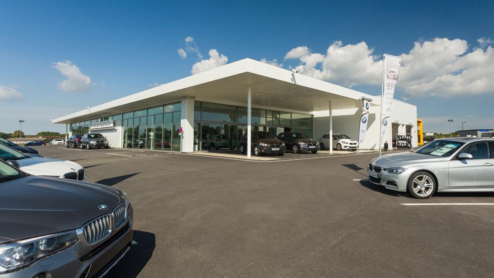 BMW MINI ALENCON-MERCURE AUTOMOBILES