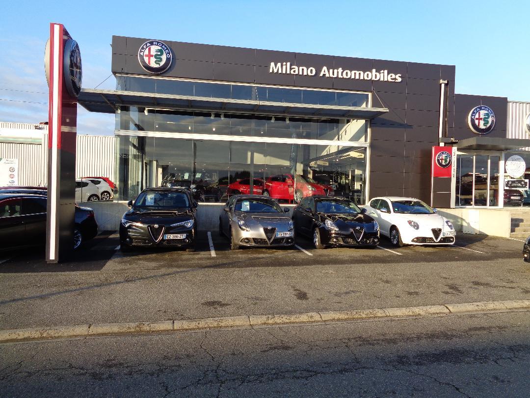 MILANO AUTOMOBILES DAX