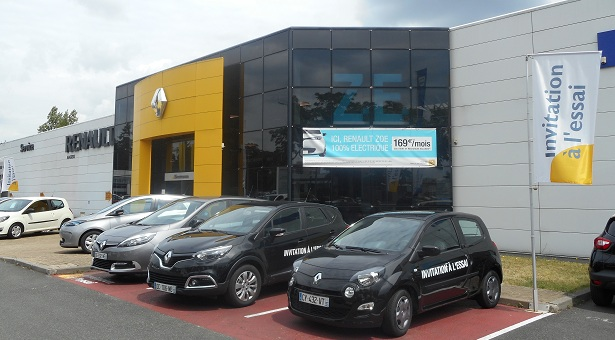 RENAULT ANGERS