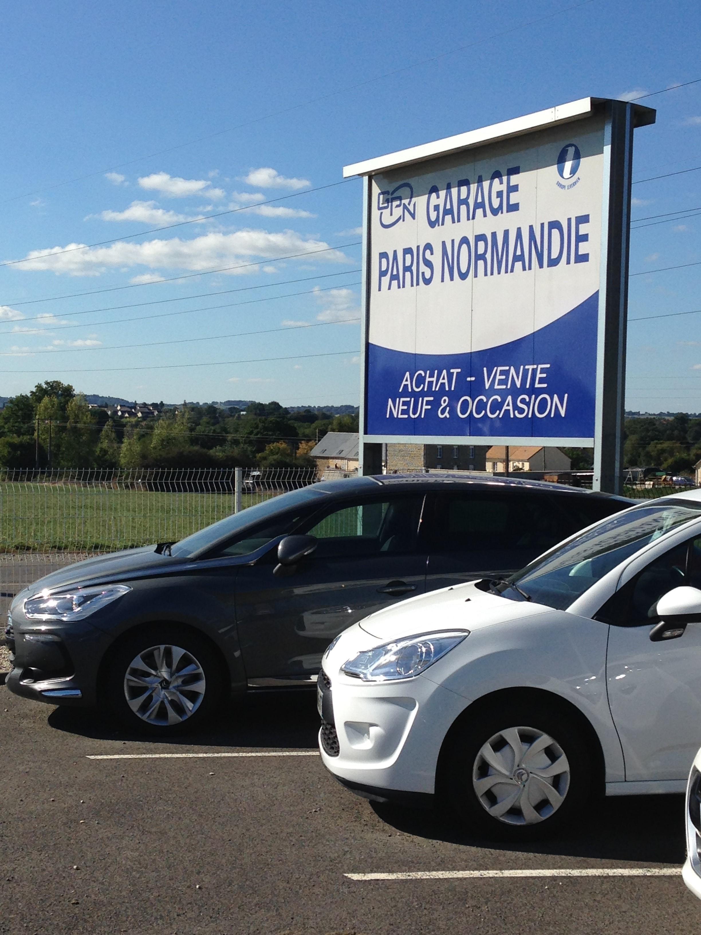 GARAGE PARIS NORMANDIE