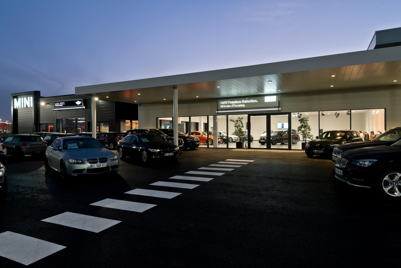 BMW CHARTRES THIREAU SAS