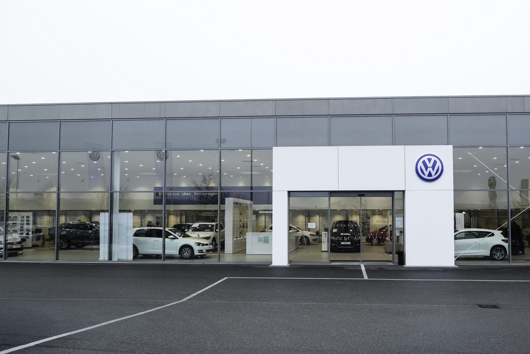 VOLKSWAGEN STRASBOURG NORD BISCHHEIM GRAND EST AUTOMOBILES