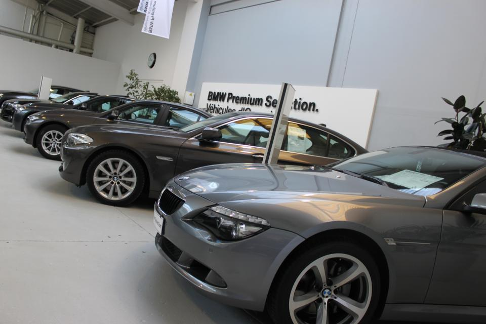 BMW MINI BYMYCAR CHENNEVIERES