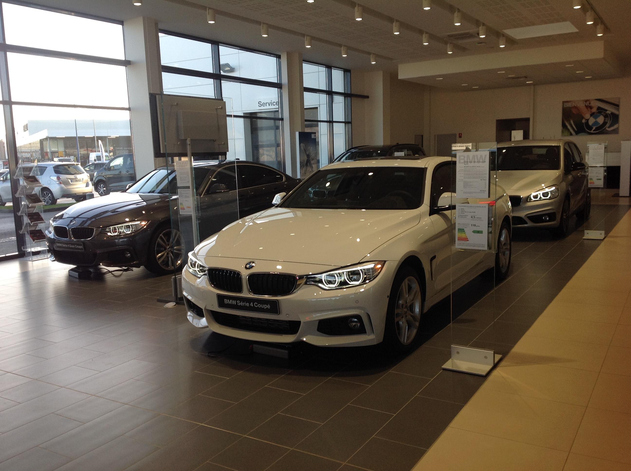 BMW - MINI ENVERGURE CHERBOURG