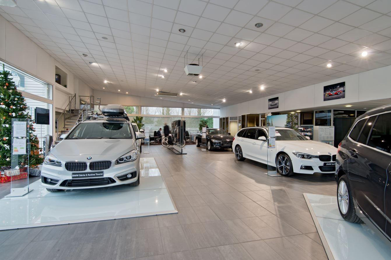 BMW MINI OUEST MOTORS SAINT BRIEUC