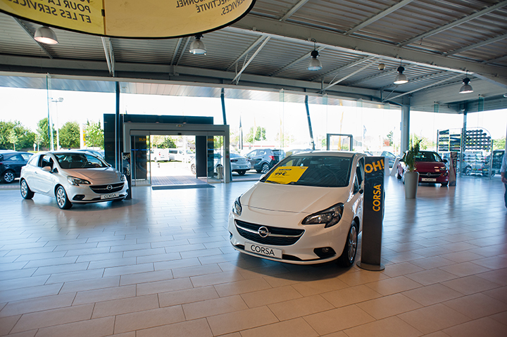 OPEL TOURS - KRONOS BY AUTOSPHERE