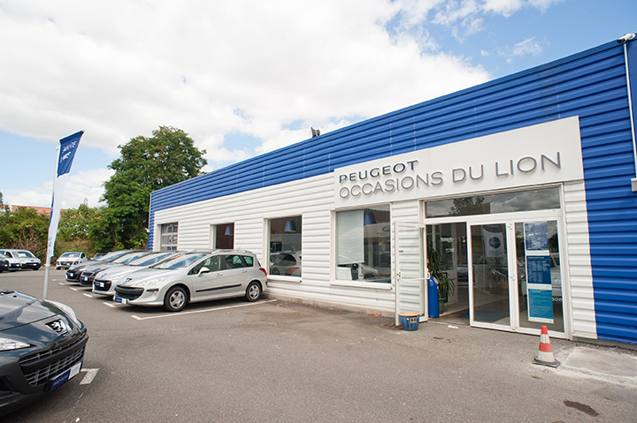 PEUGEOT RIOM - ABCIS BY AUTOSPHERE