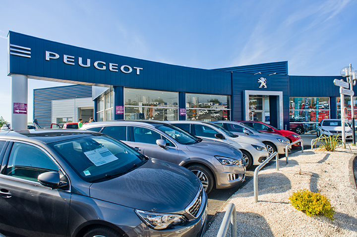 PEUGEOT ANGOULEME - ABCIS BY AUTOSPHERE