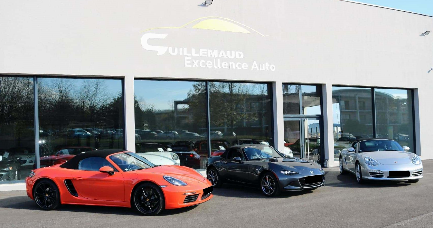 GUILLEMAUD EXCELLENCE AUTO CHARNAY LES MACON