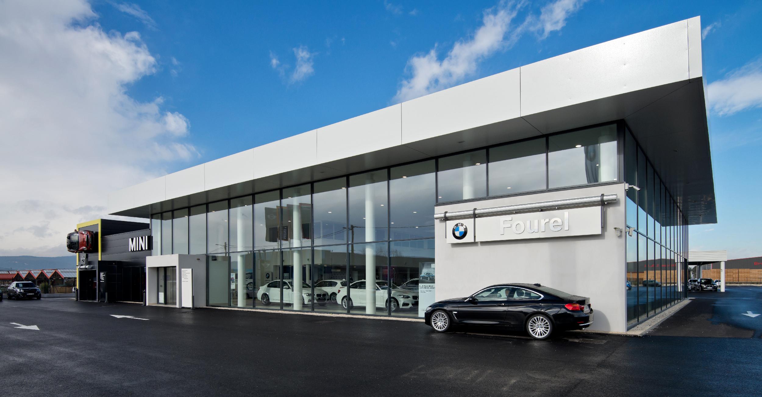BMW MINI MONTELIMAR