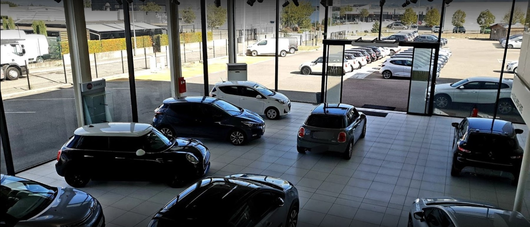 EUROPE AUTOMOBILES